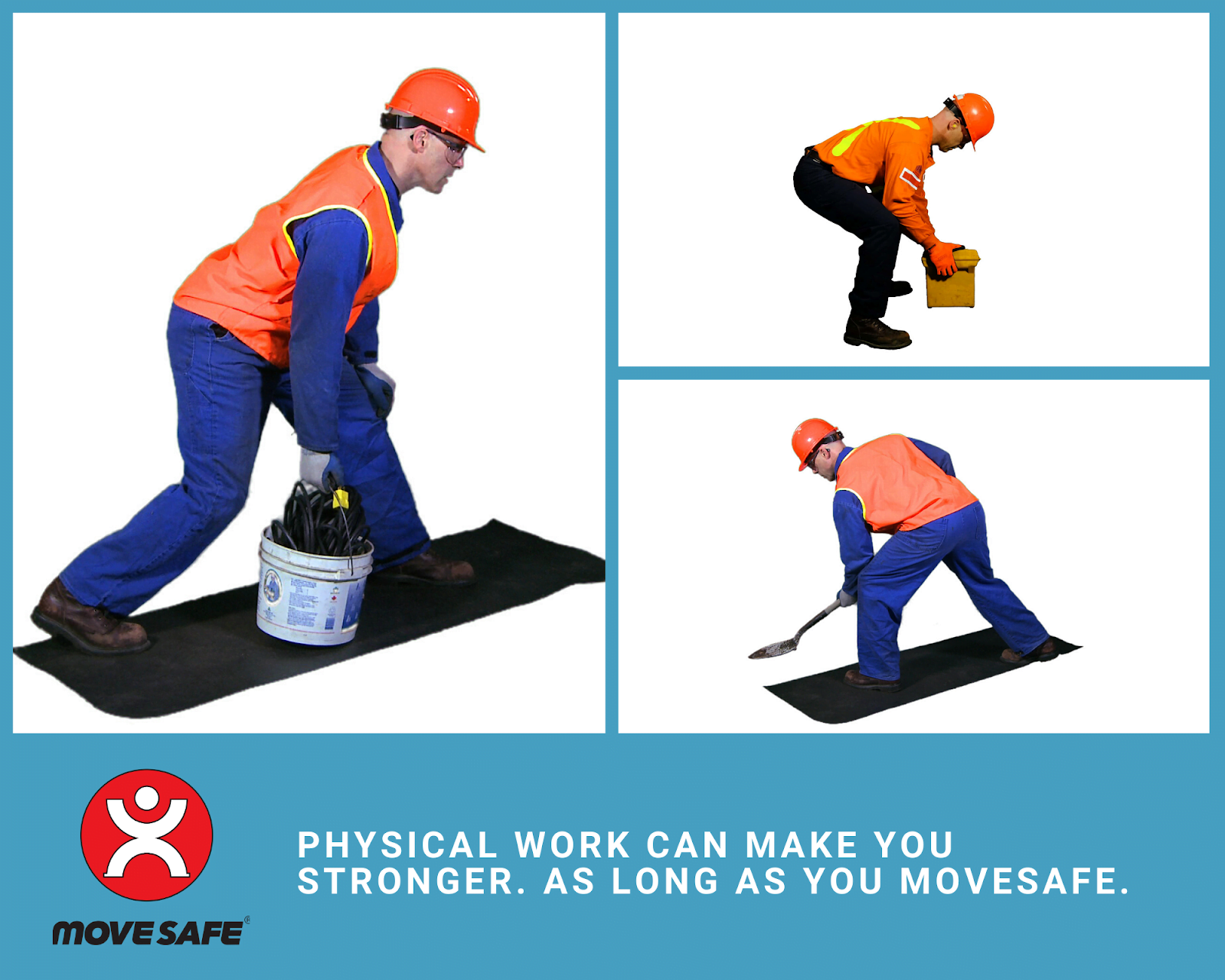 The Big 3: How to Move Safely While Doing Physical Work