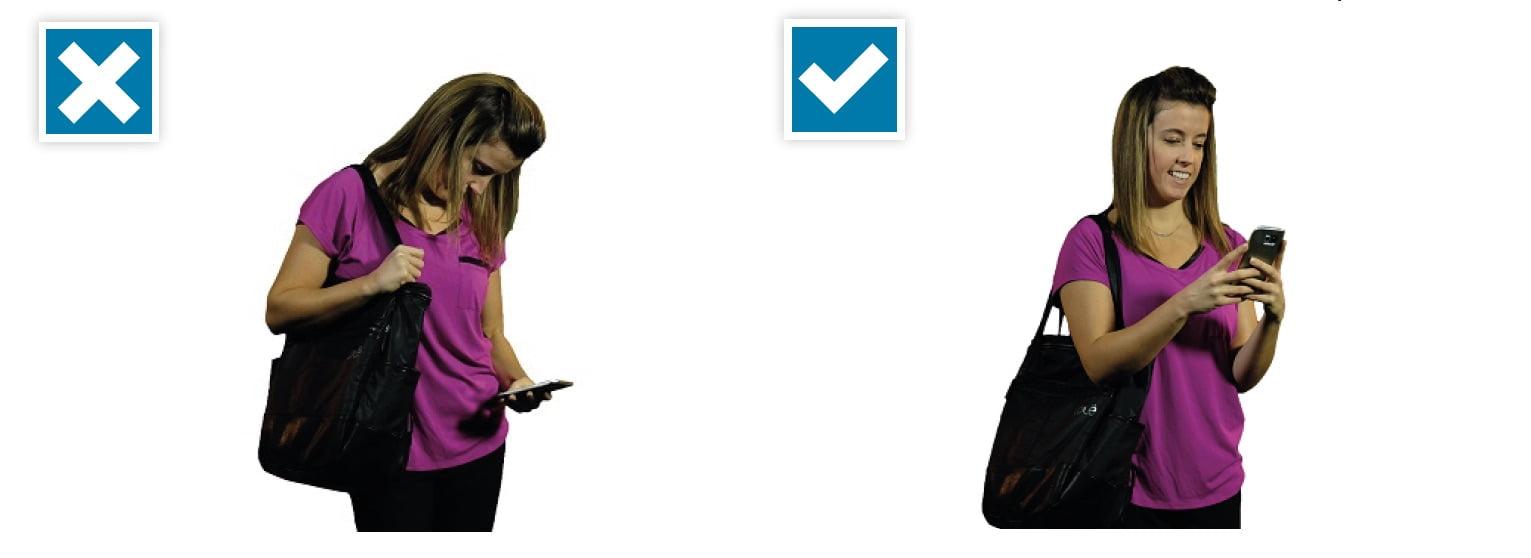 ErgoTip – Cellphone Posture