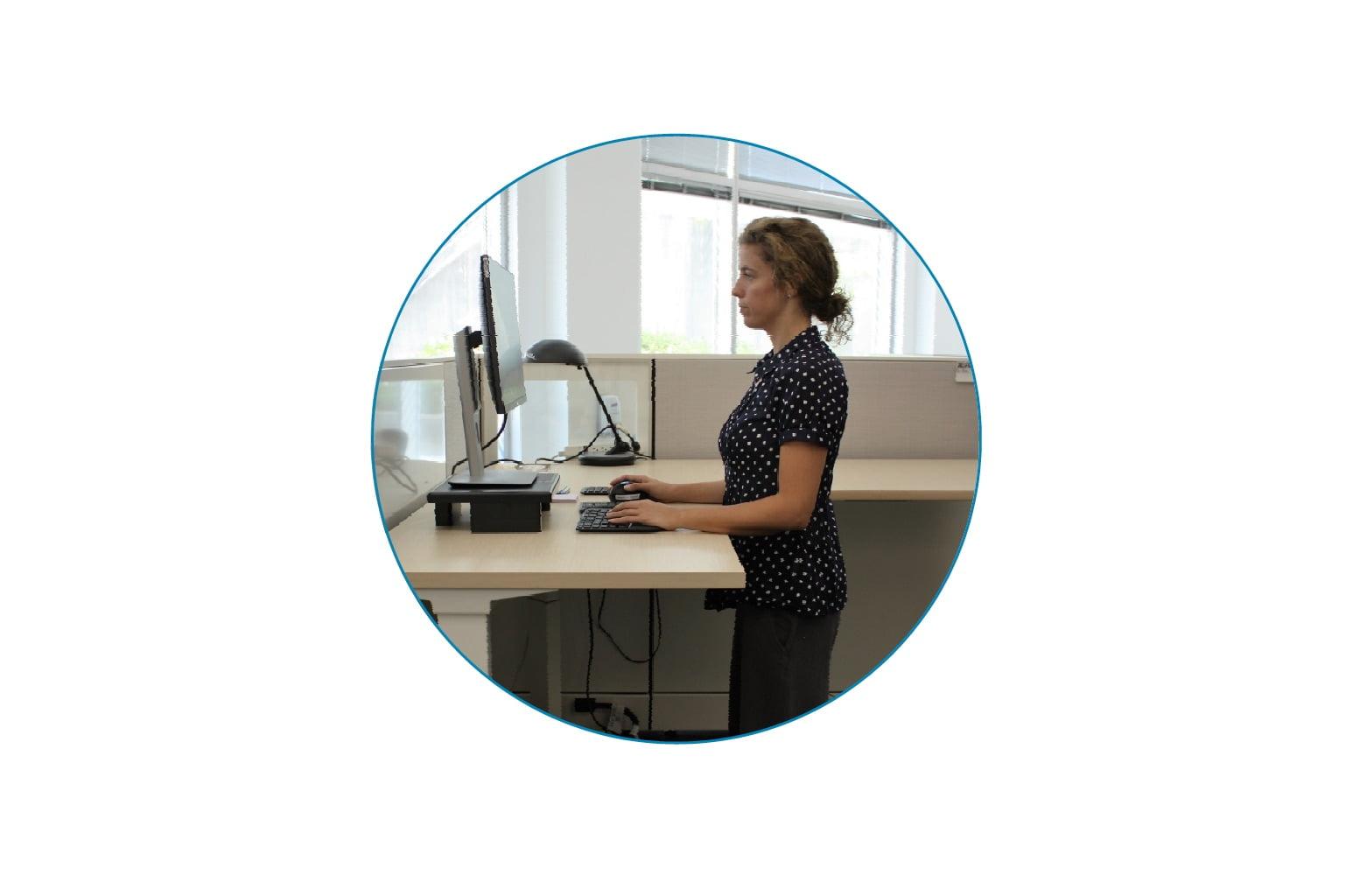 Workstation Set-Up Guide – Standing