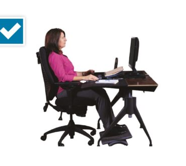 ErgoTip – Sitting Posture