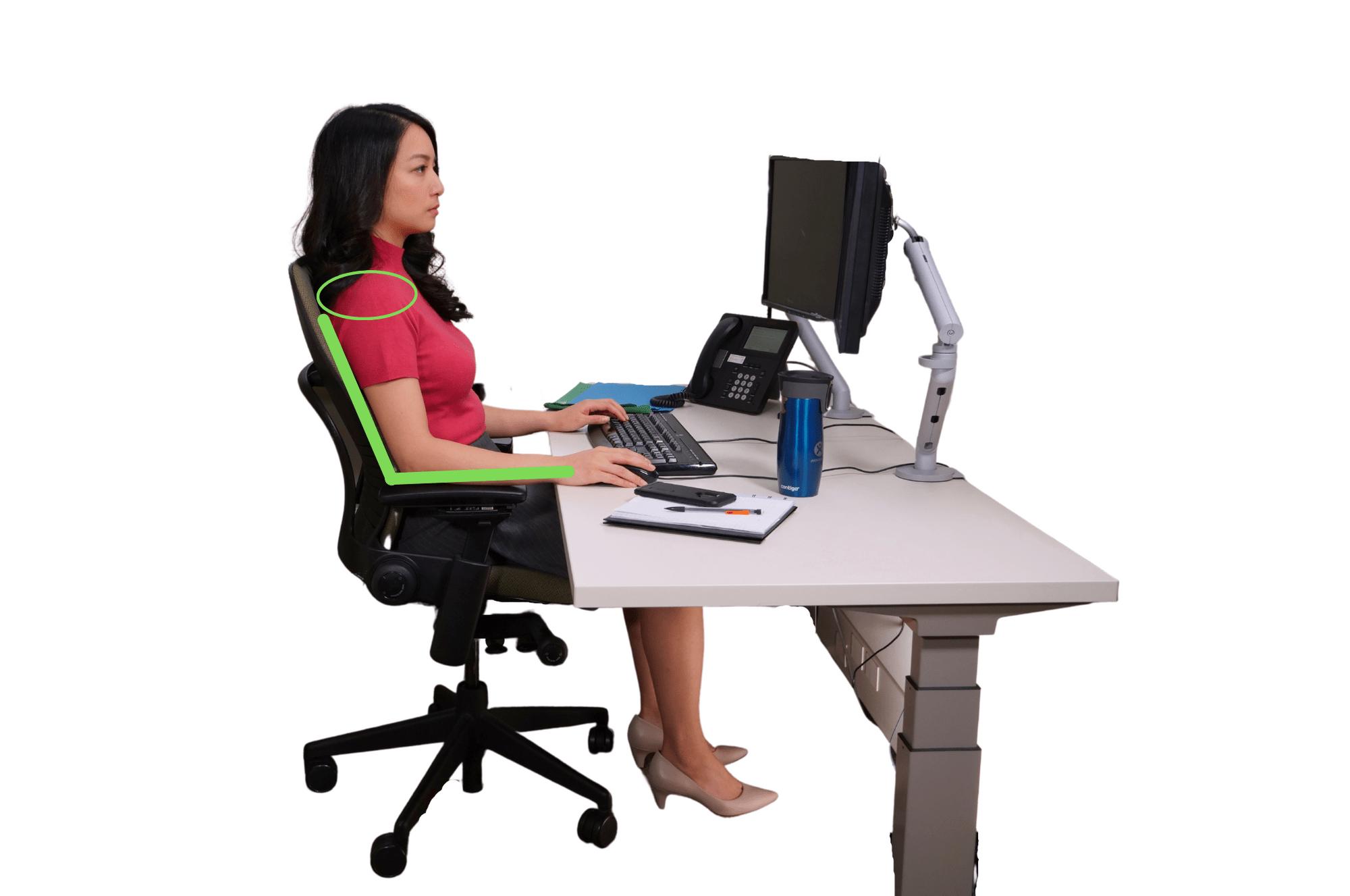 Office Ergonomics – Free Self-Assessment Tool