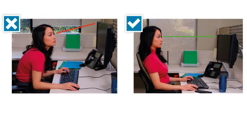 ErgoTip – Monitor Position